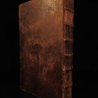 1833 HUGE TALMUD Mordecai ben Abraham YOFFE Seder Nashim Jewish Divorce HEBREW