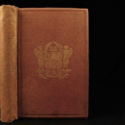 1871 Royal Arch Masonic Rites York Ireland Freemasonry Handbook Ceremonies