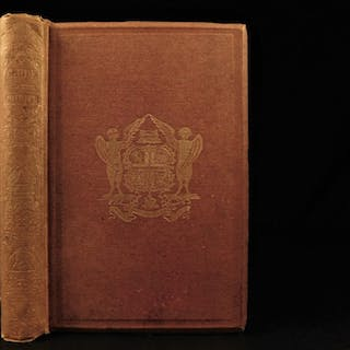 1871 Royal Arch Masonic Rites York Ireland Freemasonry Handbook Ceremonies