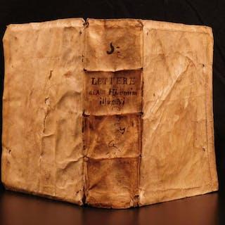 1560 Famous Italian Renaissance Annibale Caro, Manutius, Lorenzo de