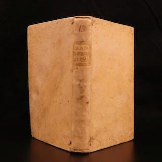 1756 Aphorisms of Hippocrates Medicine Health Cure SECRETS Greek &