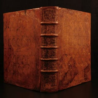 1756 VIGNOLA Five Orders of Architecture Michelangelo ILLUSTRATED