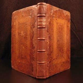1679 Nullity of the Romish Church Matthew Poole anti Catholic Propaganda