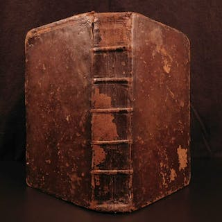 1686 Sacraments of Church of England Catechism Baptism 3in1 Anglican Towerson