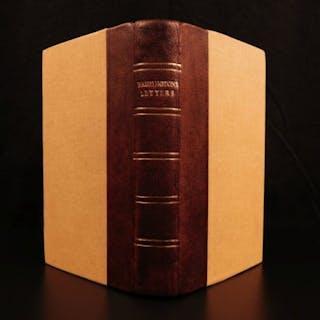 1796 George Washington Speeches & Letters to Congress + Rare Judaica Jewish
