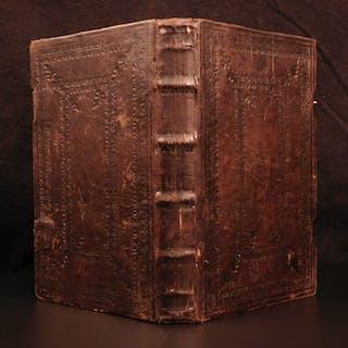 1771 Catholic Missal SARDINIA Campidano Italy Pope Urban VIII Holy