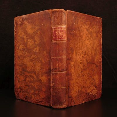 1798 British ARMY Rules & Regulations Military Warfare Illustrated Tactics