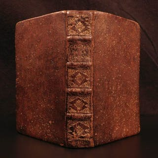 1699 Contes & Fables of Jean de Fontaine French Literature Aesop Phaedrus