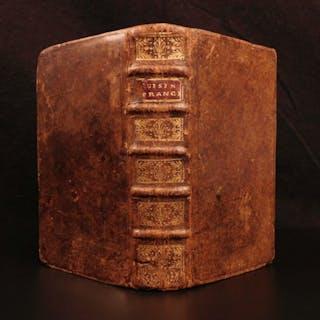 1729 Cookbook Wine Making Liquor Baking French Cuisine Bourgeois Deserts Liger