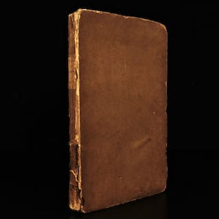 1828 Astrology Manual Fortune-Telling Geomancy STARS Occult Esoteric ZODIAC