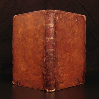 1689 Table of Cebes Stoic Philosophy Greek & Latin Cebetis Tabula Gronovius