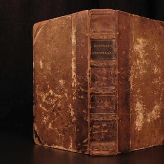 1837 1ed Charles Dickens Oliver Twist in Bentley's Miscellany English