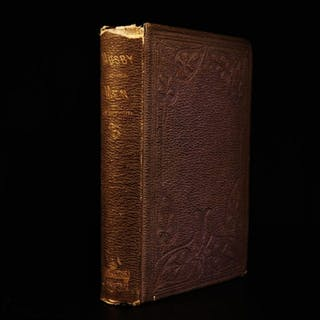 1867 1st ed John Mosby & his Men American CIVIL WAR Confederacy CSA Virginia