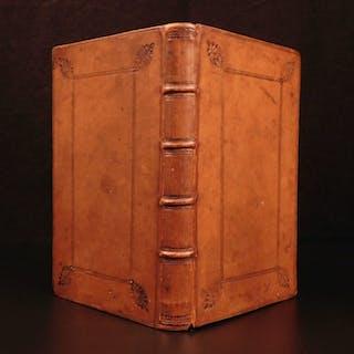 1697 ENGLISH 1ed Ancient Greek Poets HOMER Pindar Theocritus Hesiod Sophocles +