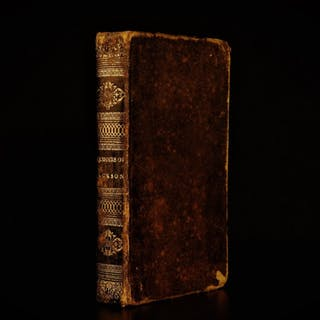 1828 1st ed Memoirs of Andrew Jackson Presidential Campaign INDIANS Military