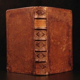 1716 Ecole Parfaite FRENCH Cuisine Cookbook Restaurants Food Wine
