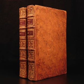 1786 1st ed Tressan on Electricity Physics Science Natural Phenomena