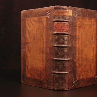 1698 1ed Stillingfleet Ecclesiastical LAW Cases Bond Resignation Anglican