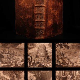 1681 JOSEPHUS Jewish WARS History Judaism Hebrew Antiquities of Jews