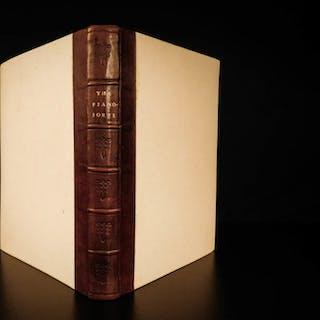 1860 1ed Pianoforte by Edward Rimbault Romantic Classical MUSIC Piano JS Bach