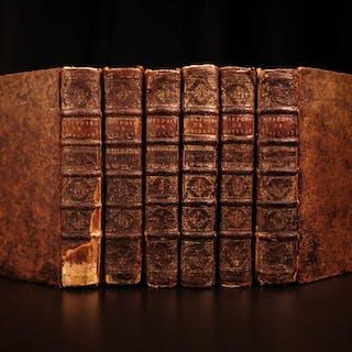 1682 History of France Mezeray Clovis Pharamond Legends Saint Louis