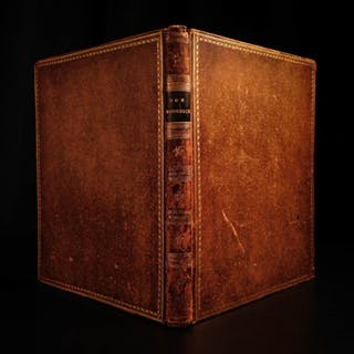 1811 1ed Vision of Don Roderick Sir Walter Scott English Poetry Visigoths Spain