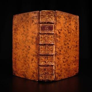 1770 Oriental Literature Persia TURKS Arabic Fables Manuscripts 2in1 Cardonne