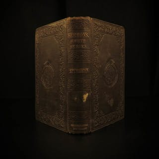 1858 EARLY Sermons of Charles Spurgeon Puritan Devotional Baptist Preaching