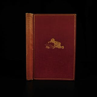1927 1ed Winnie the Pooh Now We Are Six A.A. Milne Children's Literature