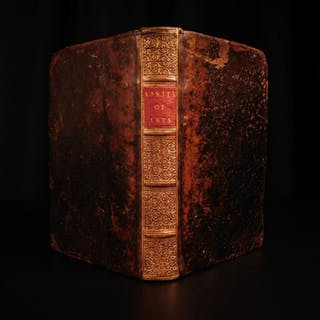 1676 1ed Agrippa Occult Philosophy WITCHES Demons Magic Witchcraft