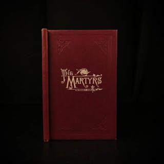 1882 1ed Martyrs Joseph & Hyrum Smith LDS Mormonism Polygamy Latter Day Saints