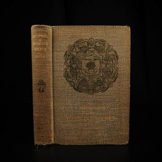 1892 1st ed Adventures of Sherlock Holmes Arthur Conan Doyle Illustrated