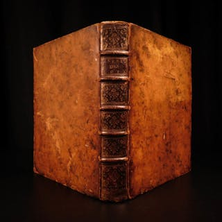 1749 Spirit of the Laws Montesquieu Political Government USA Democracy LAW 2v
