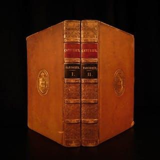 1822 Catullus Roman Eroticism Sexuality Lesbia Classics Latin Sarcasm Delphini