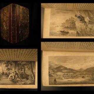 1838 1ed Shipwreck of Stirling Castle Australia James Fraser Voyages