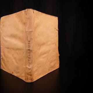 1507 1ed Castellesi De Vera Philosophia Duns Scotus post Incunable Philosophy