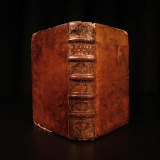 1694 Blaise Pascal PENSEES Christian Apologetic Pascal's Wager French