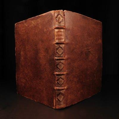 1675 1ed Cornelius Nepos Lives ROME Cato Hannibal Alcibiades Philosophy