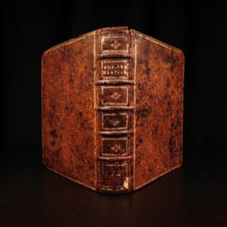 1601 Vossius Greek History Philosophy ROME Aristotle Socrates Greece Mythology