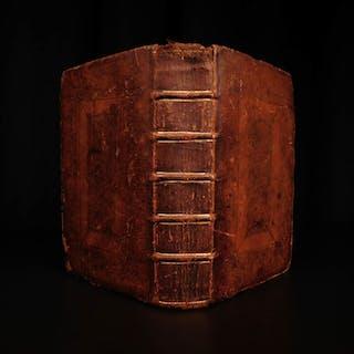 1695 VIRGIL Aeneid Bucolics Georgics Eclogues Charles la Rue Mythology