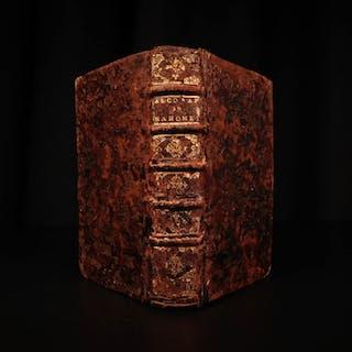 1672 QURAN Koran Islam Mohammed Mahomet Elzevier French Du Ryer BANNED Muslim