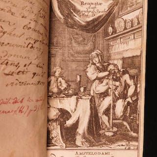 1675 DUTCH Medicine Stomach Complaints Food Diet Health SECRETS Bernard Swalve