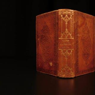 1633 RARE Greek New Testament Bible Blaeu ed Beza & Stephanus Elzevier Kaines