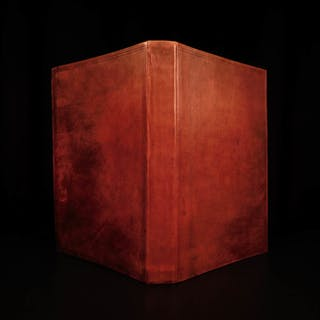 1799 ARABIC Quran Islamic Handwritten Manuscript Koran HUGE FOLIO Jalal Al-Din