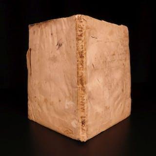1519 Mancinelli Italian Renaissance Humanism Incunable Rhetoric Quintillian