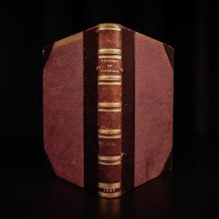 1667 1ed Quevedo Visions ENGLISH Occult GHOSTS Spanish Fantasy Dreams