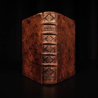 1688 Blaise Pascal Provincial Letters Witchcraft Sorcery JESUIT Philosophy