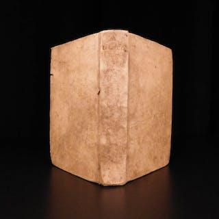 1706 Adrian Vlacq Sinuum & Logarithms Dutch Mathematics Trigonometry
