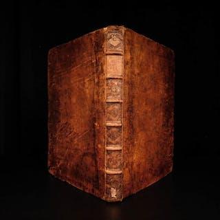 1726 HUGE FOLIO St Bernard of Clairvaux Medieval Monasticism Cistercian