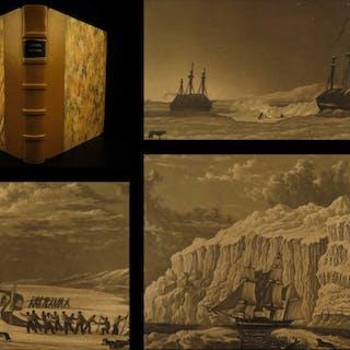 1821 1ed William Parry Journal North Pole Voyages Eskimos Navigation